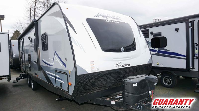 2019 Coachmen Apex Ultra Lite Deep Slide 265RBSS - Guaranty RV Trailer and Van Center - T40366