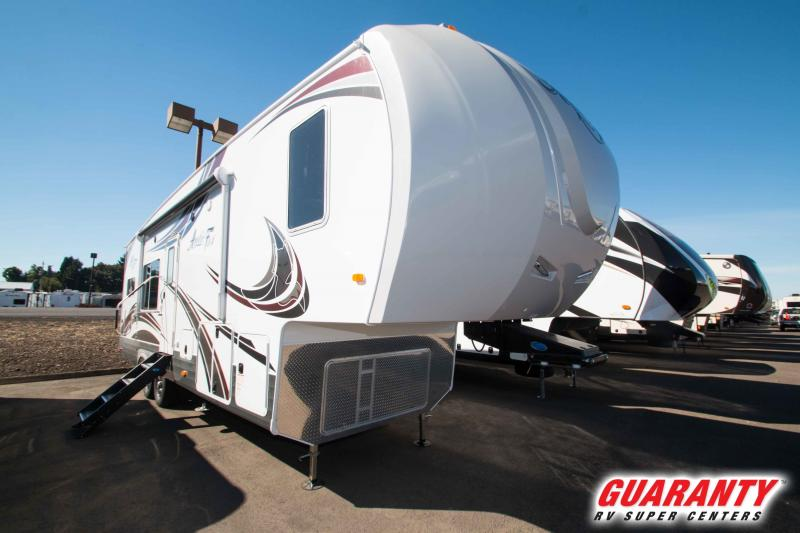 2019 Northwood Arctic Silver Fox Edition 29-5K - Guaranty RV Fifth Wheels - T39662