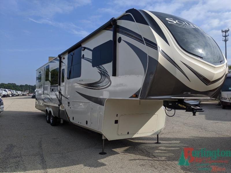 2020 Grand Design Solitude 390RK - BRV - 13651  - Burlington RV Superstore