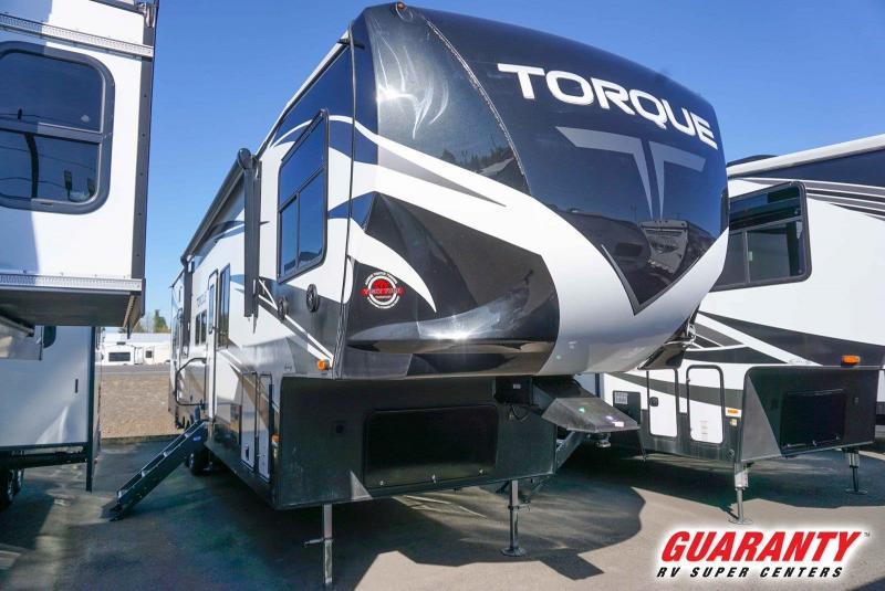 2020 Heartland Torque 378 - Guaranty RV Fifth Wheels - T41284