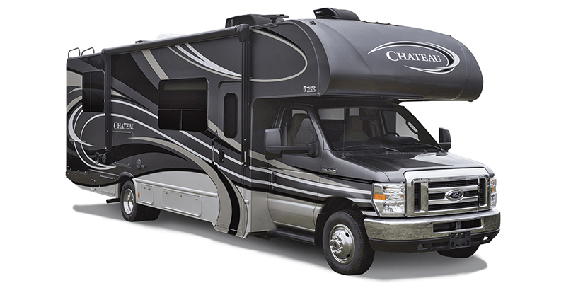 2019 Thor Motor Coach Chateau 31E - Sturtevant, WI - 14120A  - Burlington RV Superstore