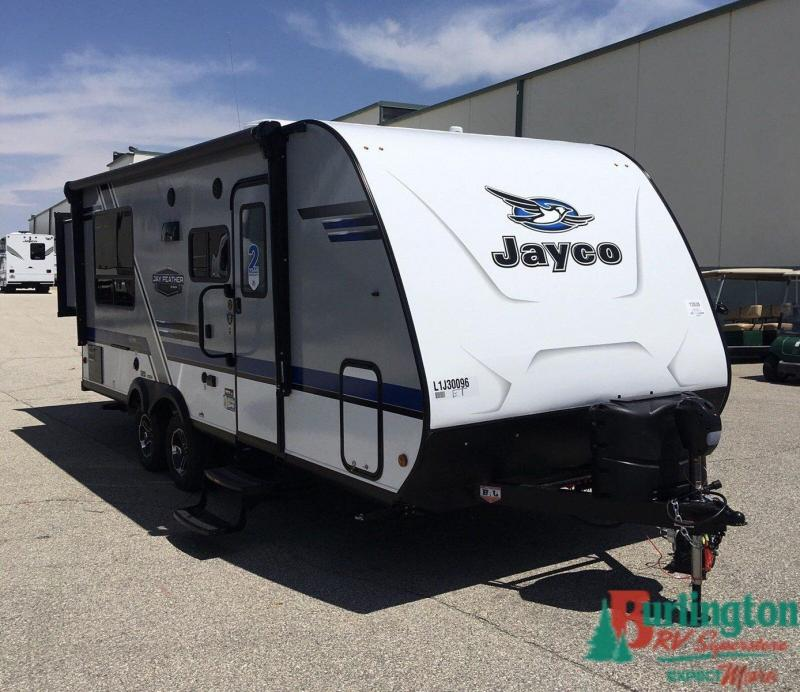 2020 Jayco Jay Feather X213 - Sturtevant, WI - 13535  - Burlington RV Superstore