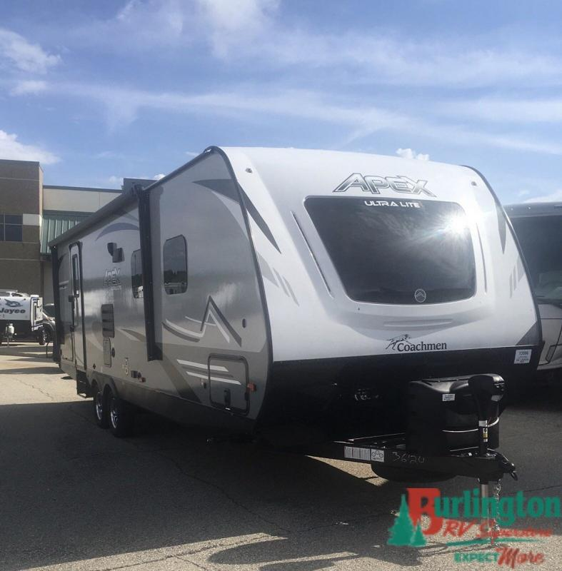 2020 Coachmen Apex Ultra Lite 265RBSS - BRV - 13506  - Burlington RV Superstore