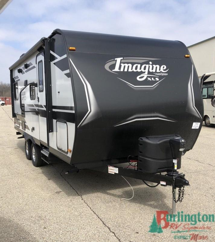2019 Grand Design Imagine Xls 19RLE - BRV - 13542  - Burlington RV Superstore
