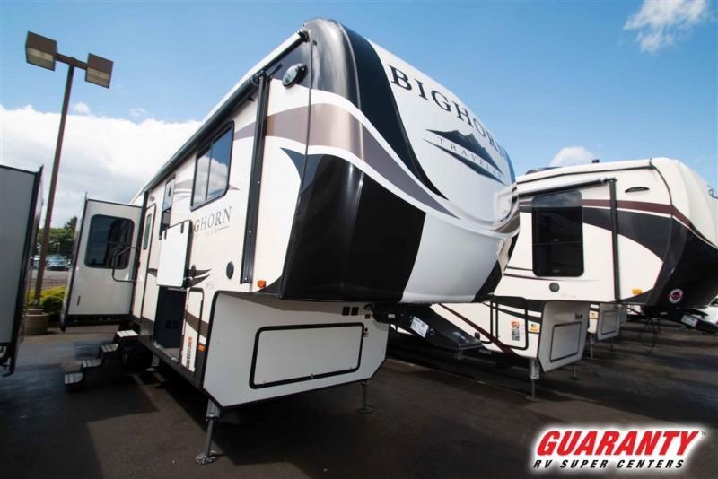 2019 Heartland Bighorn Traveler 32 RS - Guaranty RV Fifth Wheels - T39491