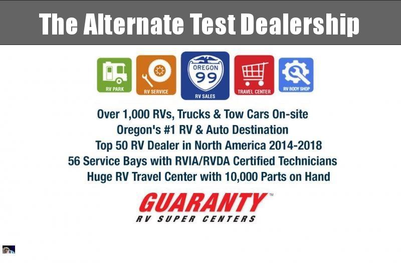 2012 Redwood RV Blackwood M36RV - Guaranty RV Fifth Wheels - T40738A