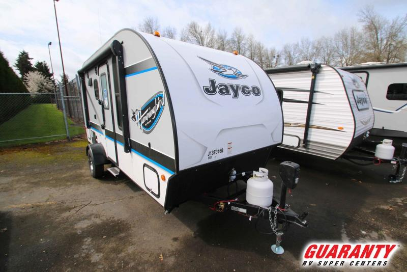 2018 Jayco Hummingbird 16MRB - Guaranty RV Trailer and Van Center - T38698