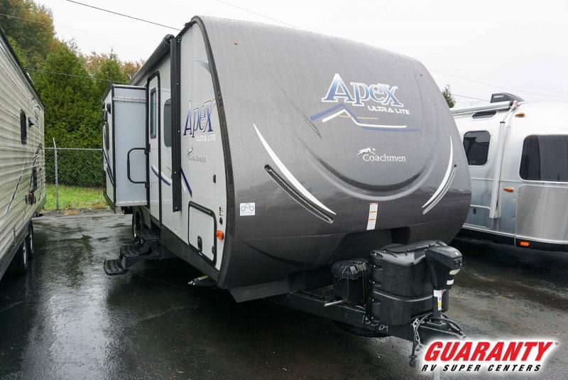 2019 Coachmen Apex Ultra Lite Series 259BHSS - Guaranty RV Trailer and Van Center - T40067A