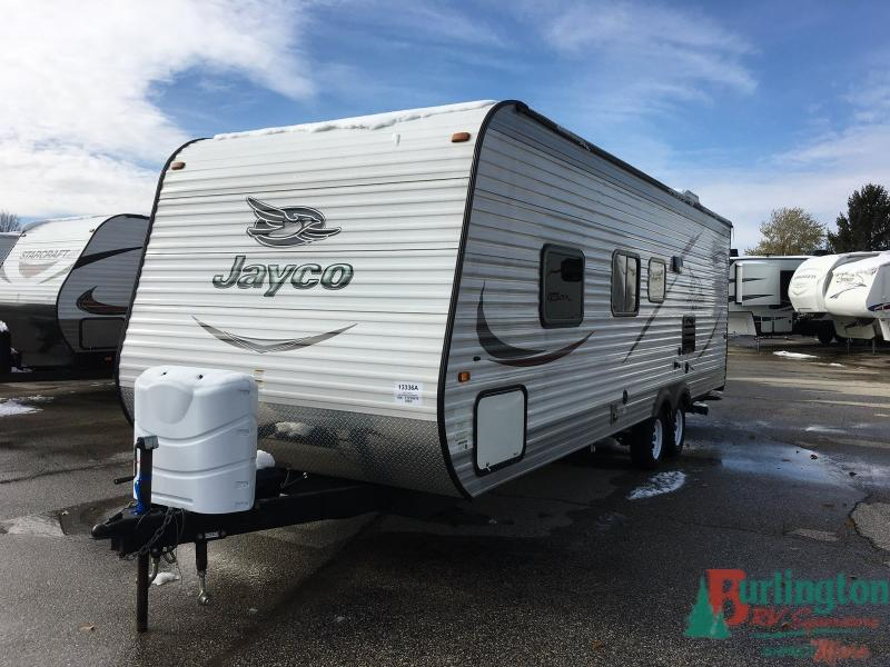 2015 Jayco Jay Flight Slx 264BHW - BRV - 13336A  - Burlington RV Superstore