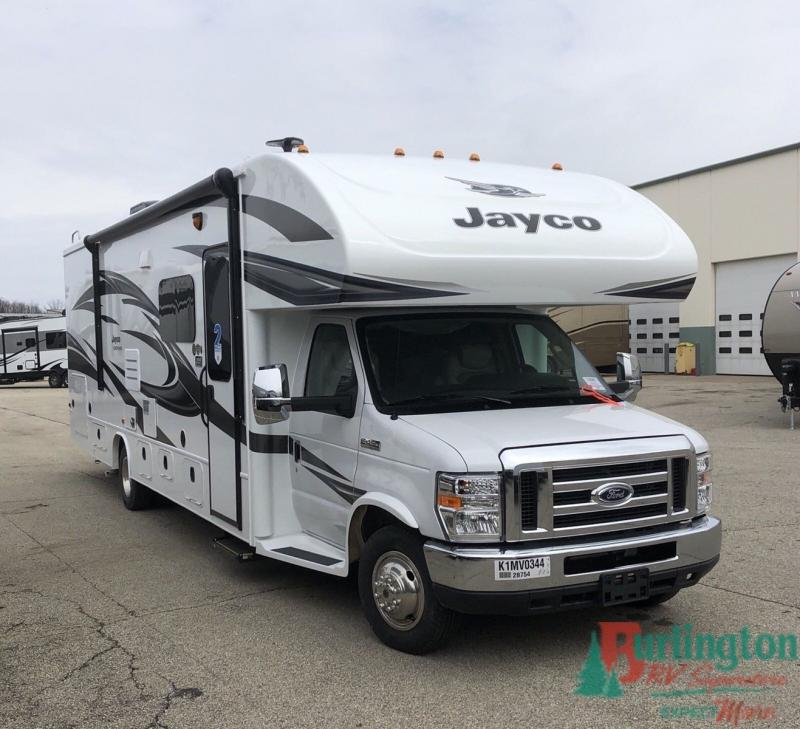 2019 Jayco Greyhawk 29MV - BRV - 13520  - Burlington RV Superstore