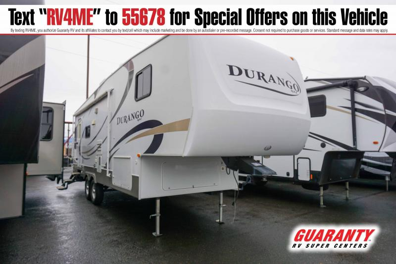 2008 KZ Durango D285RL - Pre-Auction Specials - 2WT42298A