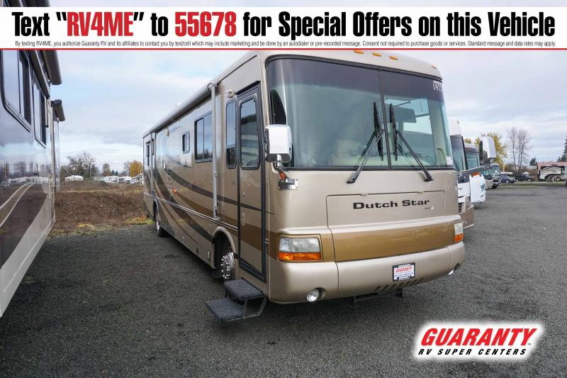 2001 Newmar Dutch Star 3852 - Pre-Auction Specials - WPM42924