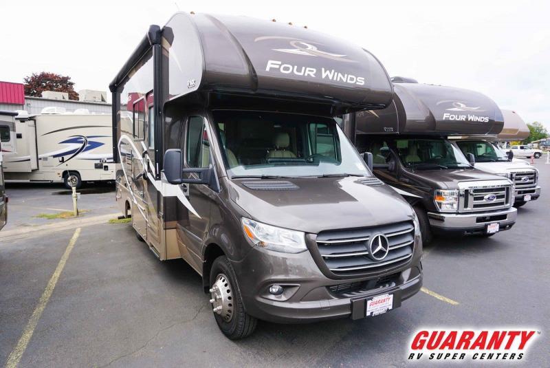 2020 Thor Motor Coach Four Winds Sprinter 24BL - Guaranty RV Motorized - M41092