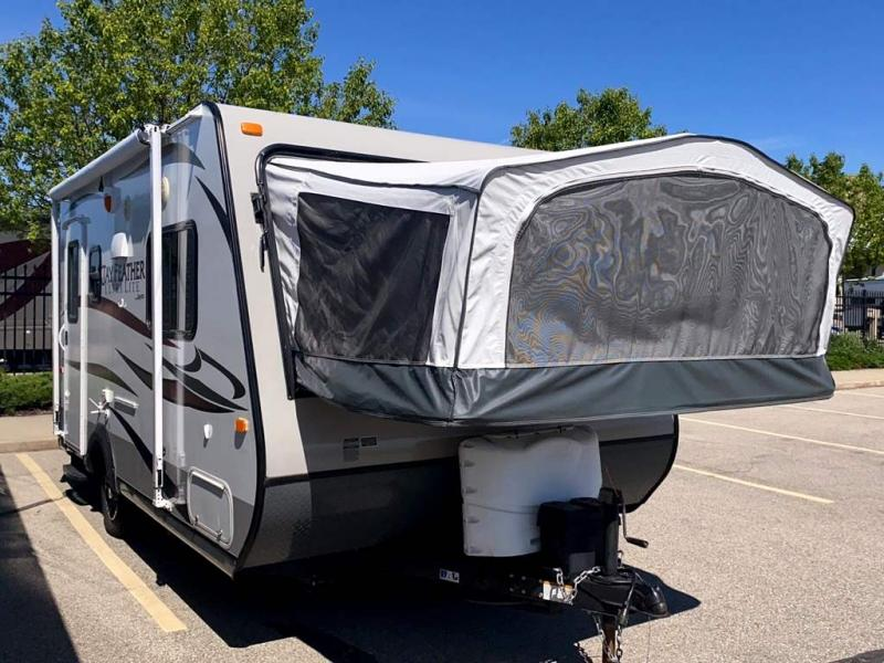 2014 Jayco Jay Feather Ultra Lite X17Z - Sturtevant, WI - 13621A  - Burlington RV Superstore