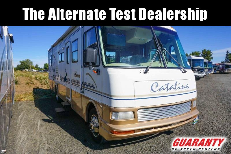 1999 Coachmen Catalina 320MBS - Pre-Auction Specials - WSM42266