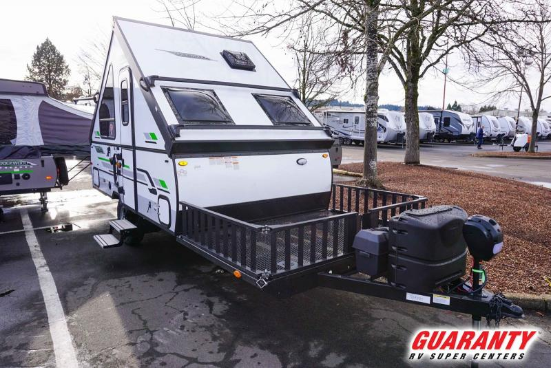 2020 Forest River Rockwood Hard Side 122TH - Guaranty RV Trailer and Van Center - T41204