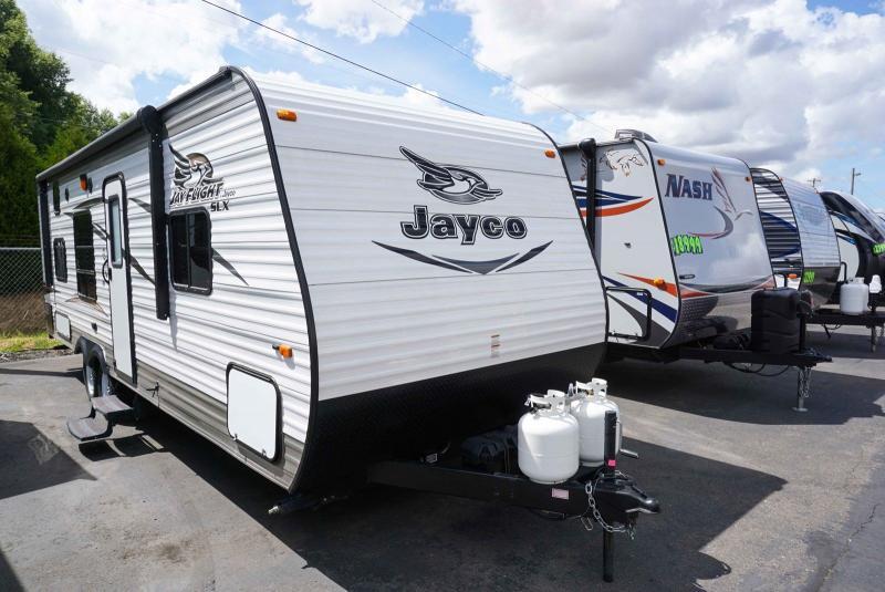 2016 Jayco Jay Flight Slx 264BHW - Guaranty RV Trailer and Van Center - T40030A