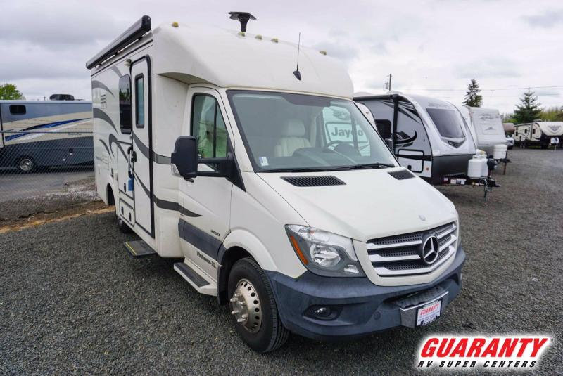 2015 Pleasure-way Plateau XL - Guaranty RV Trailer and Van Center - T41235A
