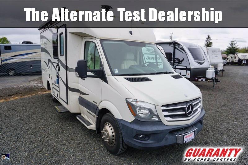 2015 Pleasure-way Plateau XL - Guaranty RV Trailer and Van Center - T41235A