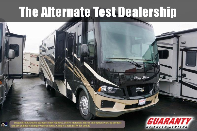 2020 Newmar Bay Star 3414 - Guaranty RV Motorized - M40537