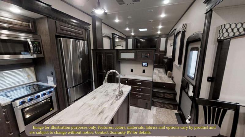 2020 Coachmen Brookstone 344FL - Guaranty RV Fifth Wheels - T41235