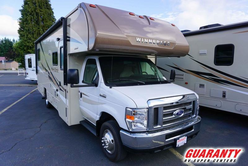 2018 Winnebago Minnie Winnie 26A - Guaranty RV Motorized - M39874A