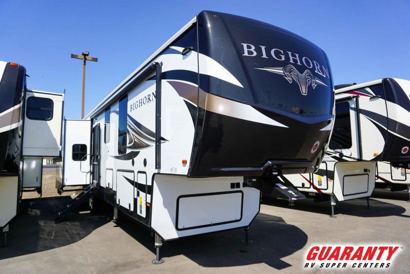 2020 Heartland Bighorn 3850ML - Guaranty RV Fifth Wheels - T40880