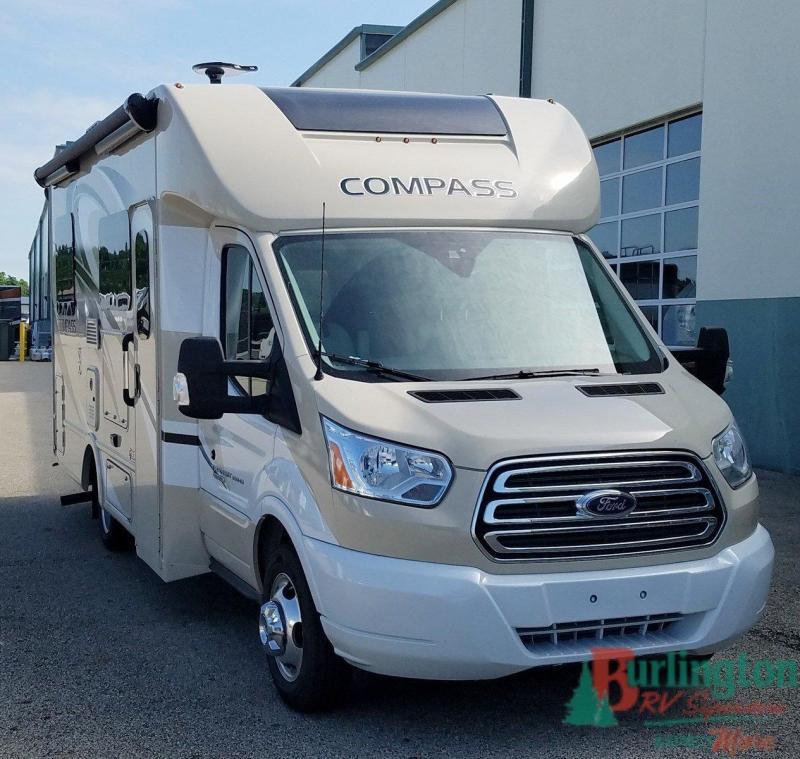 2019 Thor Motor Coach Compass 23TR - Sturtevant, WI - 12959  - Burlington RV Superstore