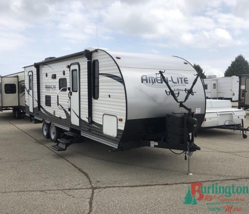 2017 Gulf Stream Ameri Lite 268BH - BRV - 13159A  - Burlington RV Superstore