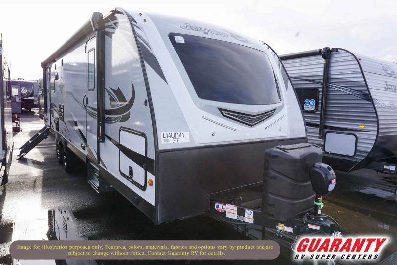 2020 Jayco White Hawk 28RL - Guaranty RV Trailer and Van Center - T40853