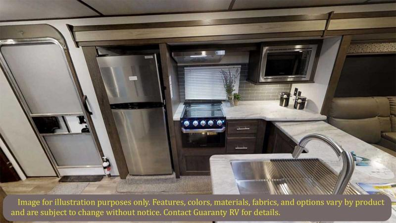 2019 Forest River Wildwood Heritage Glen LTZ 326RL - Guaranty RV Trailer and Van Center - T40450
