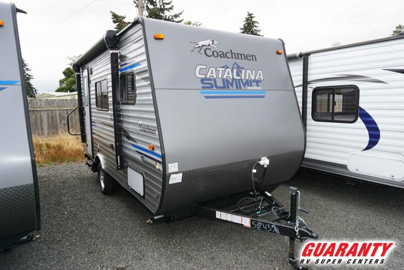 2020 Coachmen Catalina Summit Series 7 162FB - Guaranty RV Trailer and Van Center - T40513