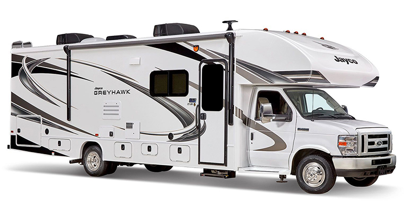 2021 Jayco Greyhawk 27U - Sturtevant, WI - 14561  - Burlington RV Superstore