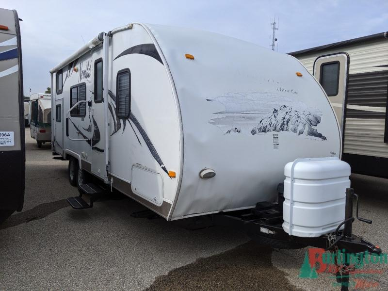 2010 Skyline Nomad 248BH - BRV - 13030A  - Burlington RV Superstore