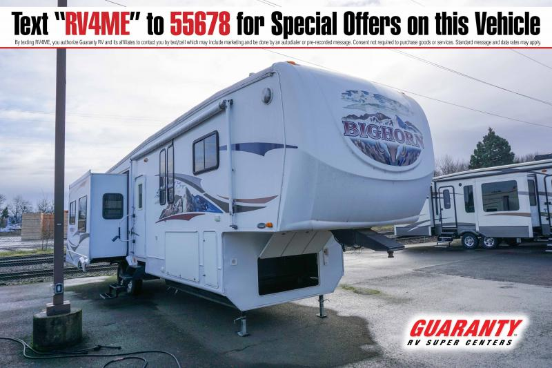 2008 Heartland Bighorn 3670RL - Pre-Auction Specials - WT41506A
