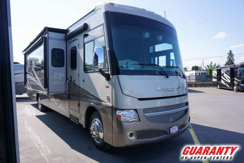 2014 Winnebago Adventurer 38Q - Guaranty RV Motorized - PM42264