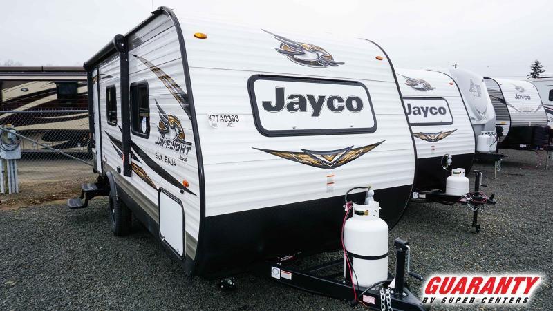2019 Jayco Jay Flight Slx 7 195RB - Guaranty RV Trailer and Van Center - T40109
