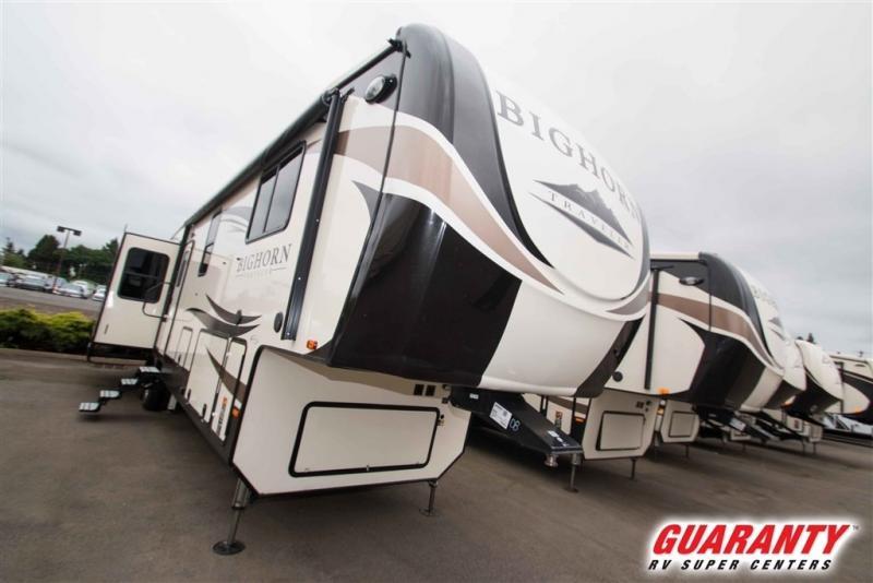 2019 Heartland Bighorn Traveler 39MB - Guaranty RV Fifth Wheels - T39492