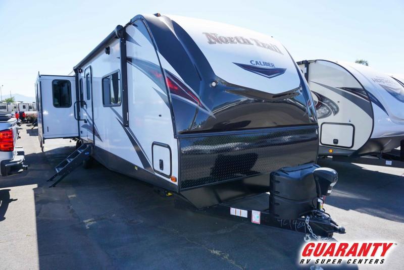 2020 Heartland North Trail 33RETS - Guaranty RV Trailer and Van Center - T40602