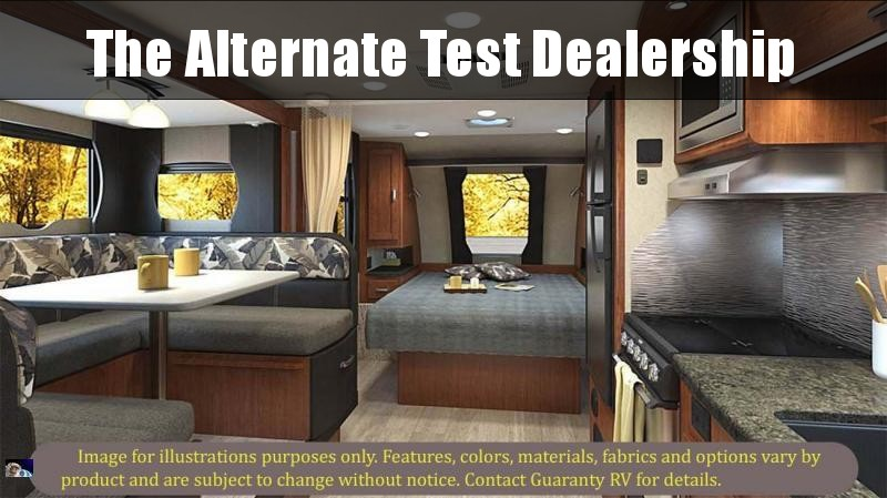 2020 Lance 1995 - Guaranty RV Trailer and Van Center - T41136