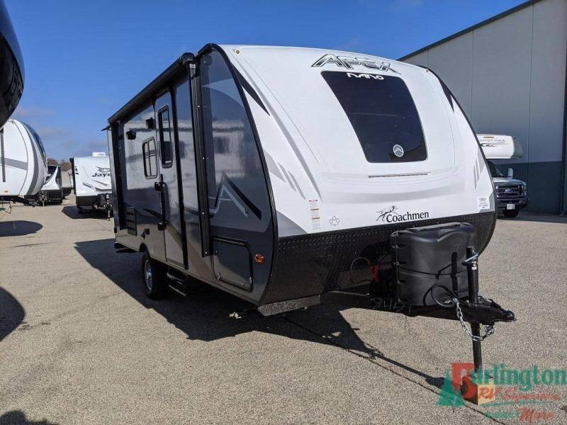2020 Coachmen Apex Nano 191RBS - Sturtevant, WI - 13821  - Burlington RV Superstore