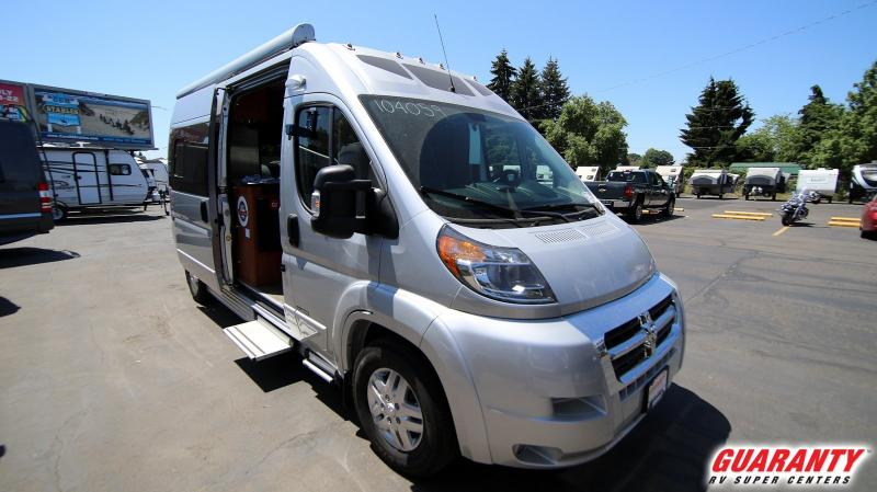2018 Roadtrek Zion SRT - Guaranty RV Trailer and Van Center - T39681