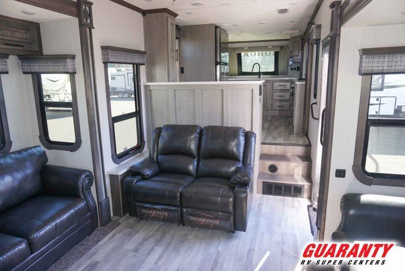 2020 Heartland Bighorn 3995 FK - Guaranty RV Fifth Wheels - T41432