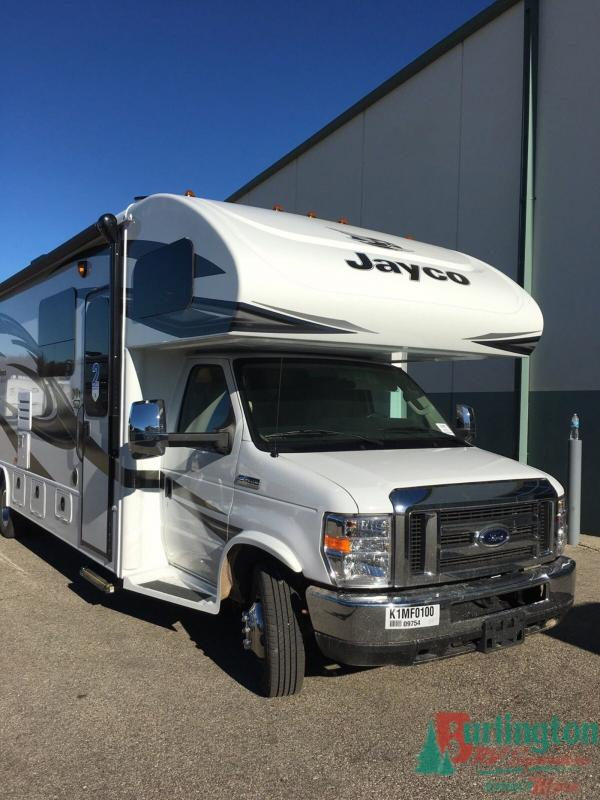 2019 Jayco Greyhawk 31F - BRV - 13167  - Burlington RV Superstore