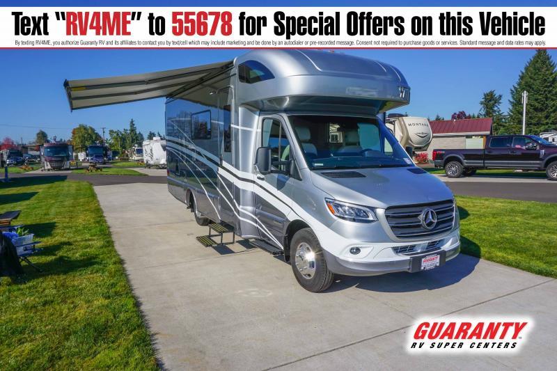 2021 Winnebago Navion 24D - Guaranty RV Motorized - M41868