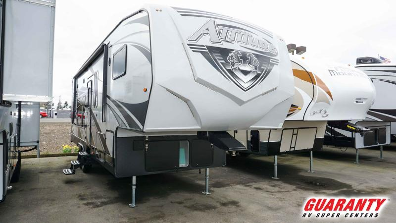 2020 Eclipse Attitude Wide Lite 5th Wheel 2814SS - Guaranty RV Fifth Wheels - T39196