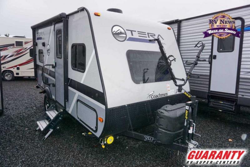 2020 Coachmen Apex Tera 15T - Guaranty RV Trailer and Van Center - T41294