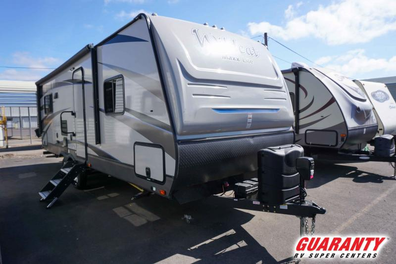 2019 Forest River Wildcat Maxx 255RLX - Guaranty RV Trailer and Van Center - PM41433A