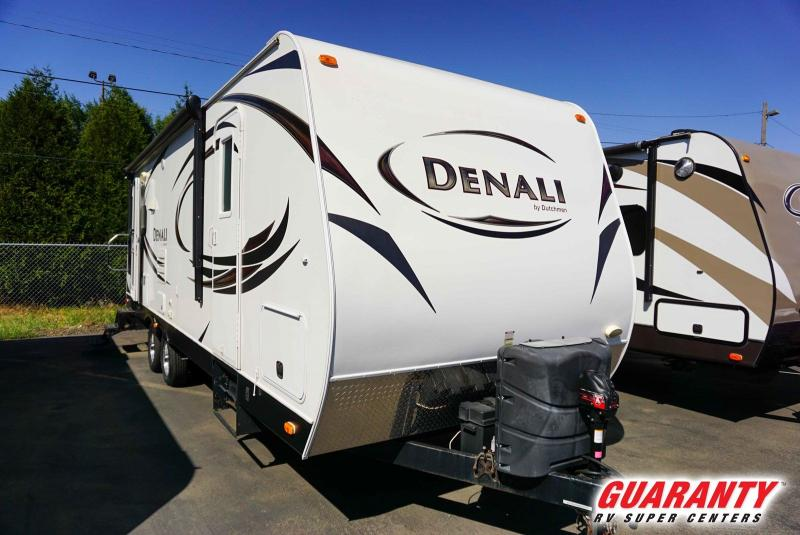 2014 Dutchmen Denali 265RL - Guaranty RV Trailer and Van Center - PT3722A