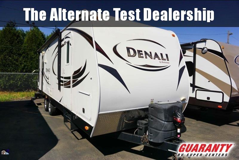 2014 Dutchmen Denali 265RL - Guaranty RV Trailer and Van Center - PT3722A